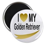 I Love My Golden Retriever 2.25