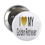 I Love My Golden Retriever 2.25