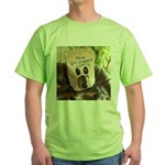 Unknown Comic Green T-Shirt