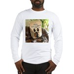 Unknown Comic Long Sleeve T-Shirt