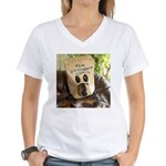 Unknown Comic Women's V-Neck T-Shirt