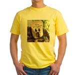 Unknown Comic Yellow T-Shirt