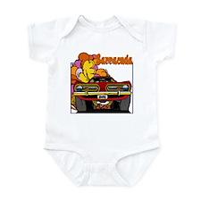 1968 Barracuda Infant Bodysuit
