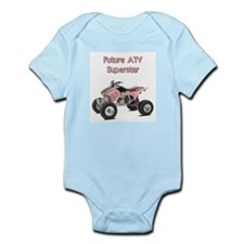 Future ATV Superstar Girls Bodysuit