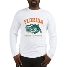 Florida Gator Country Long Sleeve T-Shirt