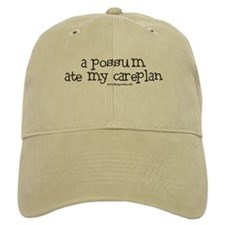Possum ate my Careplan Baseball Cap