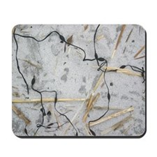 Seaweed and Sand Mousepad