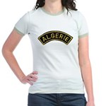 Legion in Algeria Jr. Ringer T-Shirt