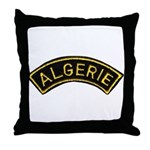 Legion in Algeria Throw Pillow