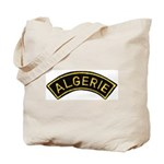 Legion in Algeria Tote Bag