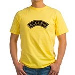 Legion in Algeria Yellow T-Shirt