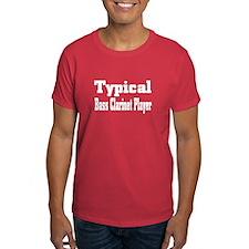 Typical Bass Clarinet T-Shirt