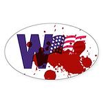 GW: Legacy of Blood Oval Sticker