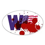 GW: Legacy of Blood Oval Sticker (10 pk)