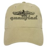 Qualified Silver Dolphins Baseball Cap