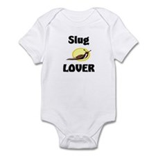 Slug Lover Infant Bodysuit