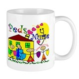 Cute Pediatric nurse Mug
