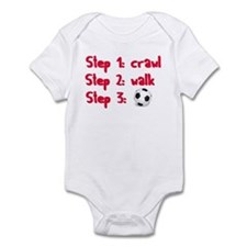 Soccer: Step 3 Infant Bodysuit