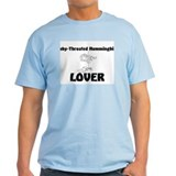 Ruby-Throated Hummingbird Lover T-Shirt