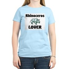 Rhinoceros Lover T-Shirt