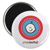 Mas Leche - More Milk! Magnet