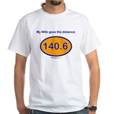140.6 Distance Wife Shirt