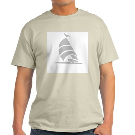 Sailboat Silhouette Light T-Shirt