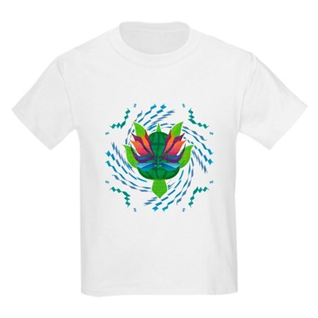 Flying Turtle Kids Light T-Shirt