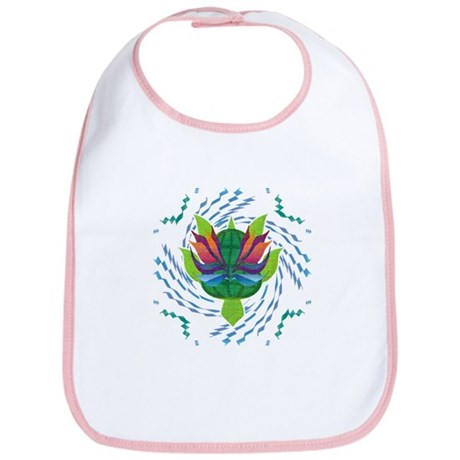 Flying Turtle Bib