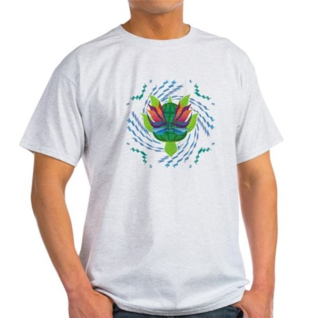 Flying Turtle Light T-Shirt
