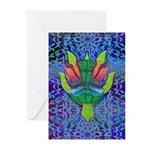 Flying Turtle Greeting Cards (Pk of 10)