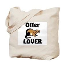 Otter Lover Tote Bag