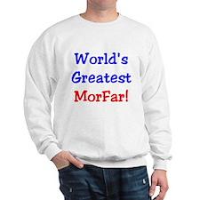 World's Greatest Morfar Sweatshirt