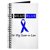 I Wear Blue For My S-I-L Journal
