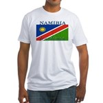 Namibia Fitted T-Shirt