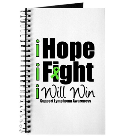 Hope, Fight Win (Lymphoma) Journal