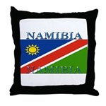 Namibia Throw Pillow
