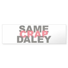 Enough Daley! Bumper Sticker (50 pk)