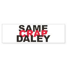 Enough Daley! Bumper Sticker (50 pk)