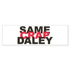 Enough Daley! Bumper Sticker (10 pk)