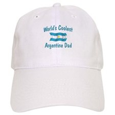 Coolest Argentine Dad Baseball Cap
