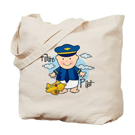 Future Pilot Tote Bag