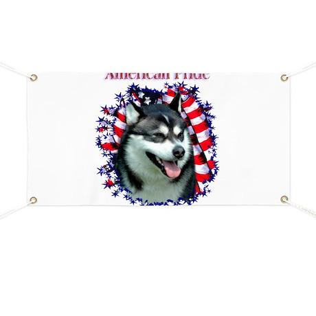 Malamute Pride Banner