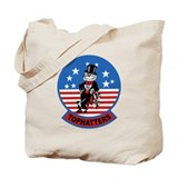 Cute Aviation Tote Bag