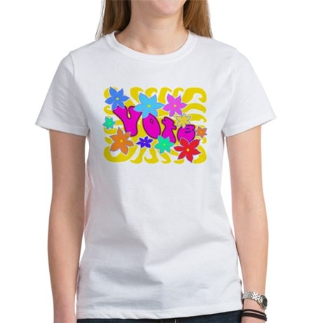 Groovy Vote Women's T-Shirt