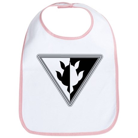 Triangle Turtle Bib