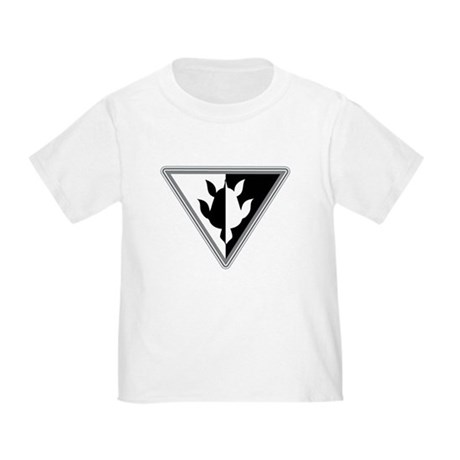Triangle Turtle Toddler T-Shirt