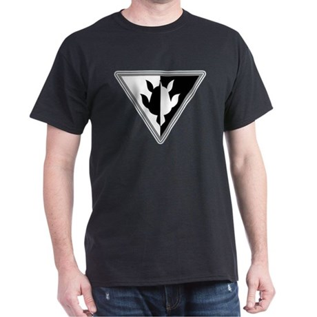 Triangle Turtle Dark T-Shirt