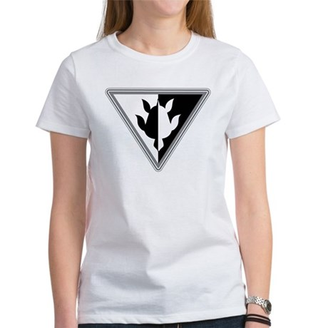 Triangle Turtle Women's T-Shirt