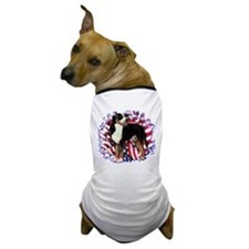 Swissy Patriotic Dog T-Shirt
